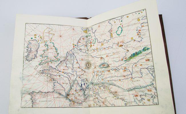 Weencki Atlas Żeglarski