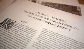 Życie i dzieło Andreasa Vesaliusa