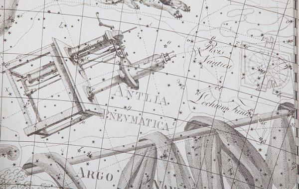 Uranographia sive astrorum descriptio